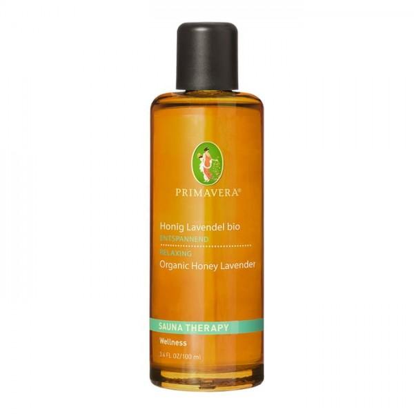 Aroma Sauna Honig Lavendel* bio 100 ml