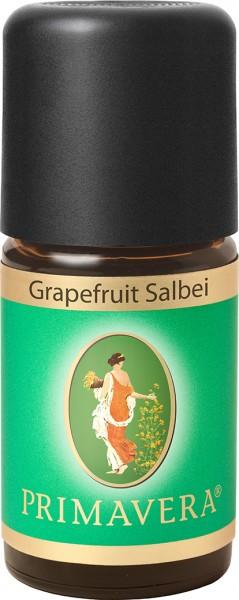 Grapefruit Salbei Duftmischung 5 ml