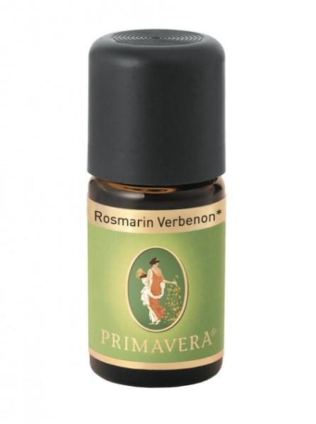 Rosmarin Verbenon demeter* bio 5 ml