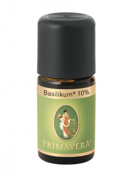 Basilikum* bio 10% 5 ml
