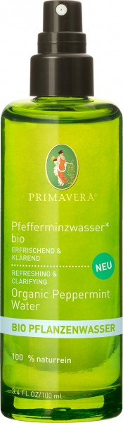 Pfefferminzwasser* bio 100 ml