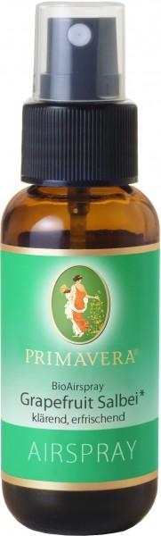 Bio Airspray Grapefruit Salbei* bio 30 ml