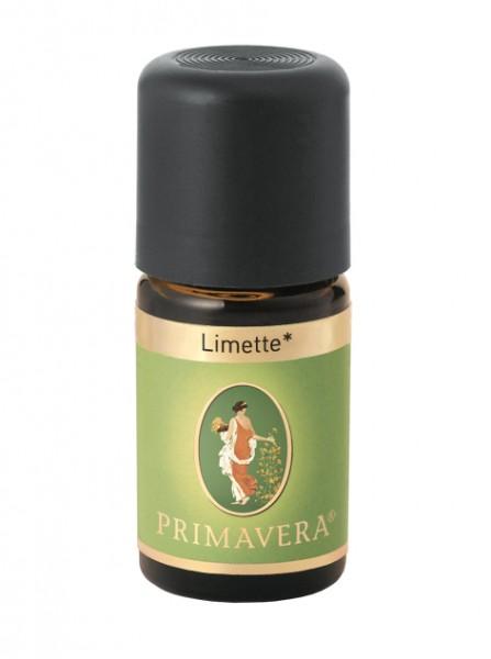 Limette bio Primavera 5 ml