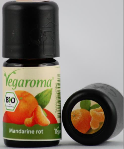 Mandarine rot* bio Vegaroma - vegan