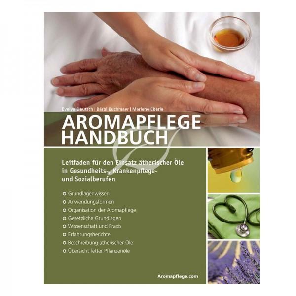 Aromapflege Buch von Bärbl Buchmayr