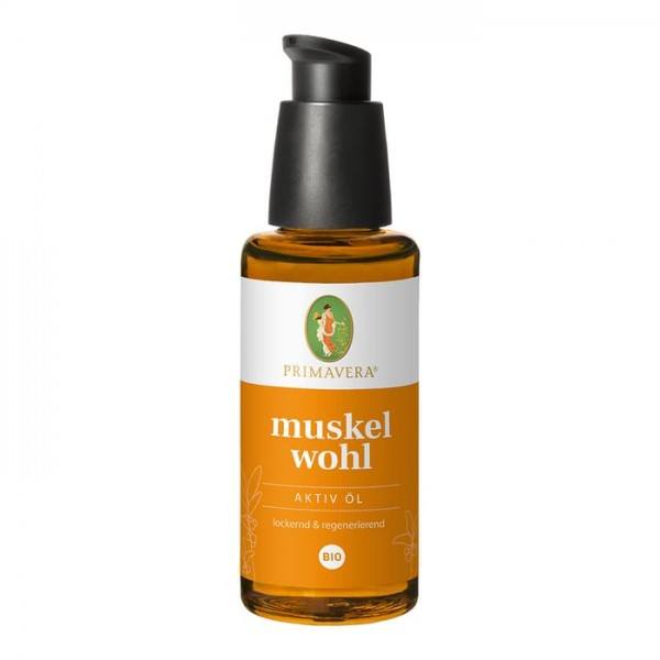 Muskelwohl Aktiv Öl* bio 50 ml