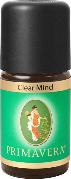 Clear Mind Duftmischung 5 ml