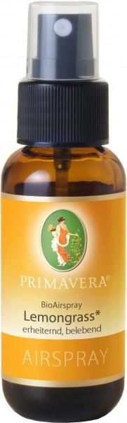Bio Airspray Lemongrass* bio 30 ml