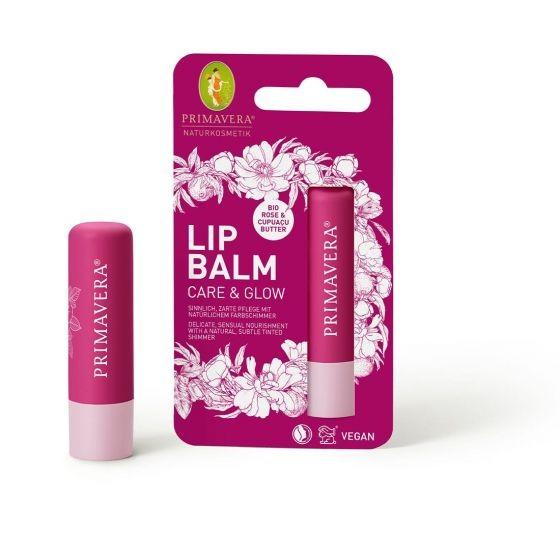 Lip Balm Care & Glow