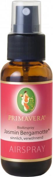 Bio Airspray Jasmin Bergamotte* bio 30 ml
