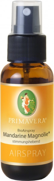 Bio Airspray Mandarine Magnolie* bio 30 ml