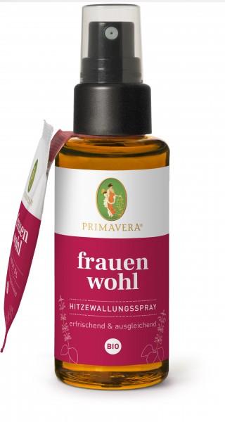 Frauenwohl Hitzewallungsspray* bio 50 ml