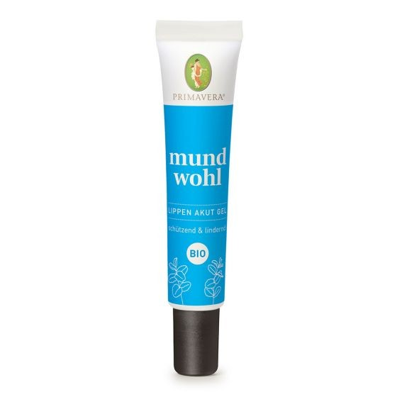 Mundwohl Lippen Akut Gel Bio 10 ml