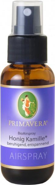 Bio Airspray Honig Kamille* bio 30 ml