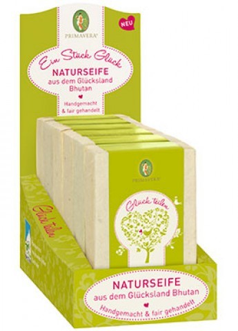 Naturseife Lemongrass Ingwer 100 g