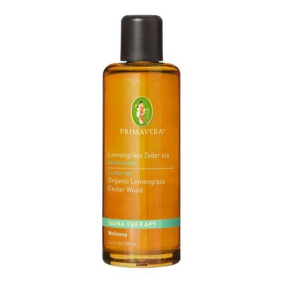Aroma Sauna Lemongrass Zeder bio